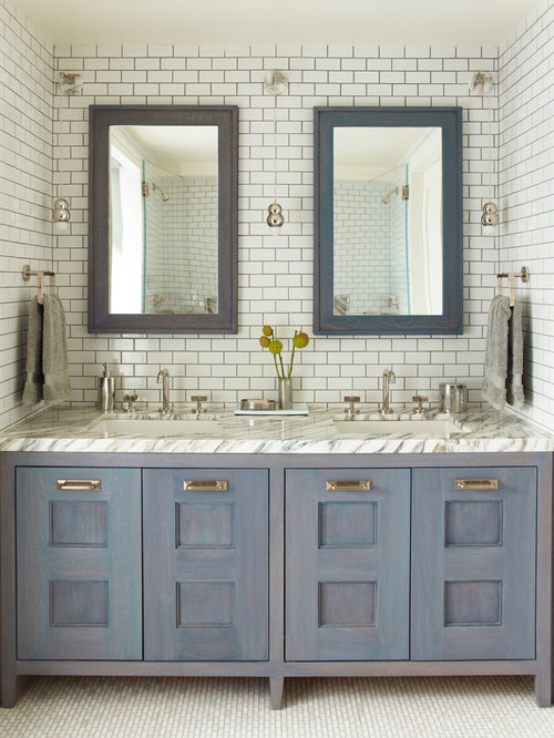 how to install bathroom cabinets to the wall blue stained cabinet home design ideas renovations amp photos 17030