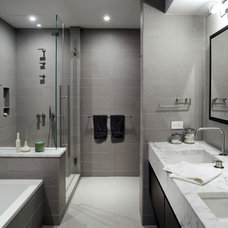 Contemporary Bathroom by wUNDERground