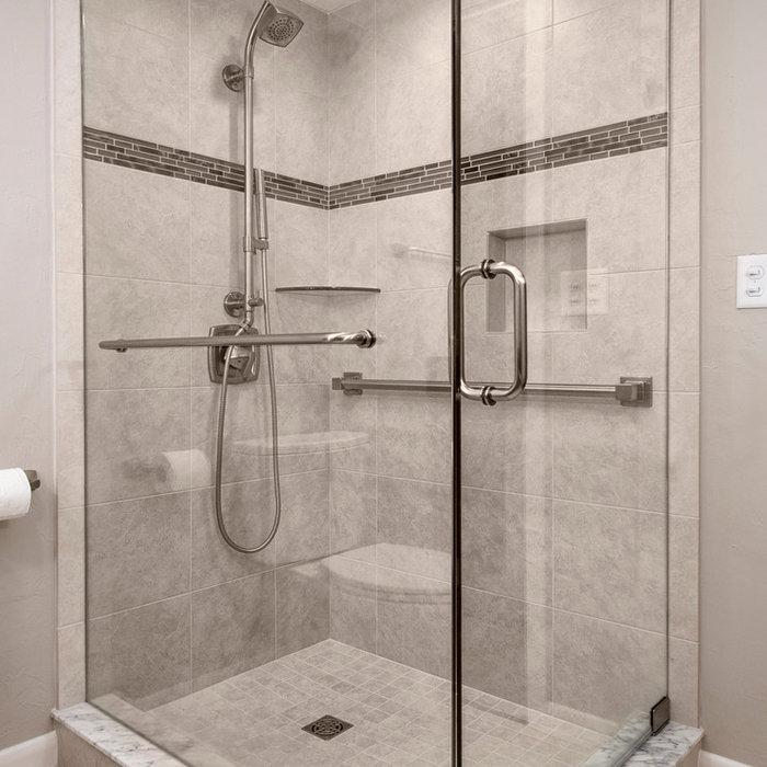Bathroom Remodels - DuckPond, Gaineville, FL