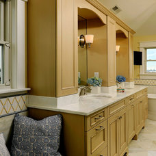 Traditional Bathroom Duffie Residence