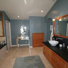 Craftsman Bathroom Duggan residence
