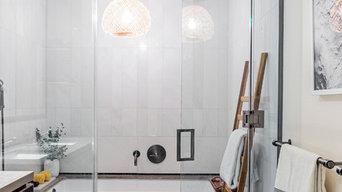 Dumbo Brooklyn, Master Bathroom