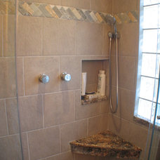 Traditional Bathroom by Legal Eagle Contractors