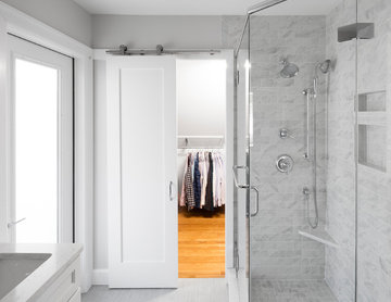 Dunbarton Bathroom Remodel--Belmont, Massachusetts