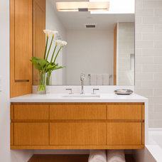 Contemporary Bathroom by Todd Davis Architecture