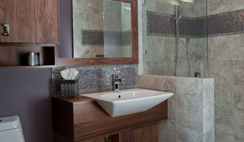 """Dundee Hills Guest Bath - """"wheel chair accessible"""""""