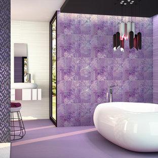 Modernes Badezimmer in Miami