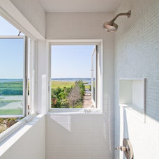 Beach Style Bathroom by Resolution: 4 Architecture