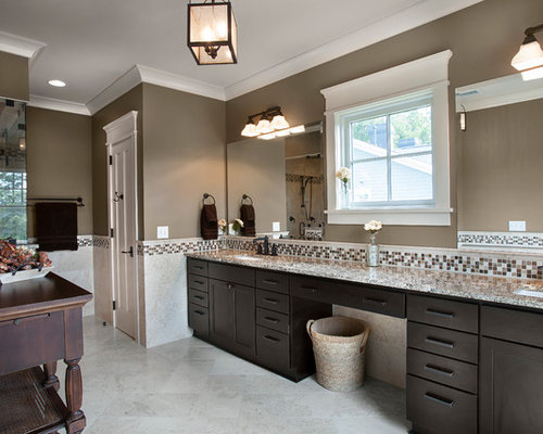 7 114 Ceiling Molding Bathroom Design Photos