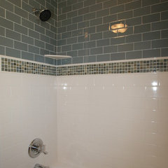 traditional bathroom by Howard Homes, Inc.