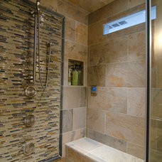 Traditional Bathroom by Weidmann Remodeling