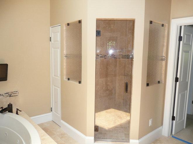 Traditional Bathroom by LEFKO Design + Build