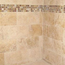 Traditional Bathroom by Authentic Durango Stone™