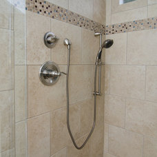 Contemporary Bathroom by Blue Ribbon Residential Construction, Inc.