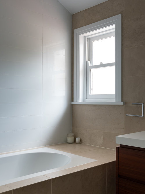 50 Best Canberra - Queanbeyan Bathroom with Beige Tile Pictures ...