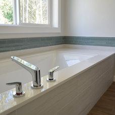 Contemporary Bathroom by Coast to Coast Design, LLC