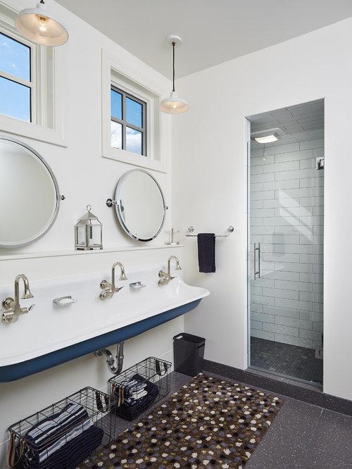 saveemail dcdfaad  w h b p beach style bathroom: dwell bathroom cabinet