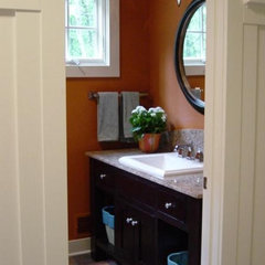 traditional bathroom by Dwellings