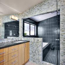 Contemporary Interiors Showers