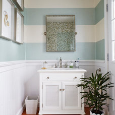 Beach Style Bathroom by Jules Duffy Designs