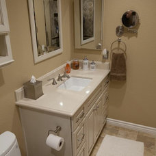 Traditional Bathroom by Kitchens Etc. of Ventura County