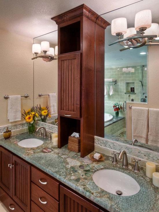 mini subway tile houzz. Black Bedroom Furniture Sets. Home Design Ideas