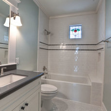 Traditional Bathroom by Southern Green Builders