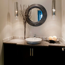 Eclectic Bathroom by Revival Arts | Architectural Photography