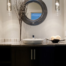 Eclectic Bathroom by Your Designer
