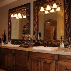 Mediterranean Bathroom by Tradewinds General Contracting, Inc.