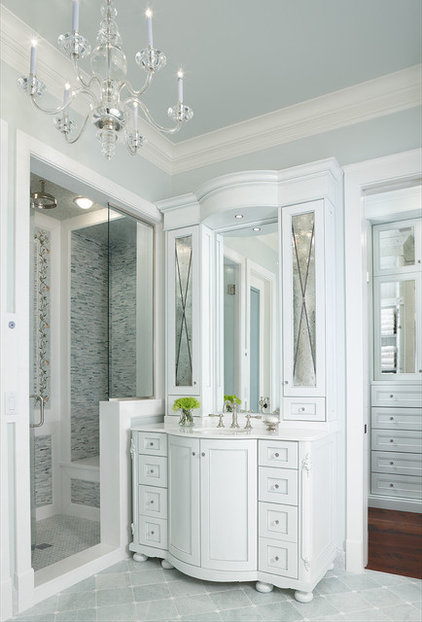 Traditional Bathroom by Joseph Mosey Architecture, Inc.