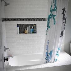 Traditional Bathroom by SOD BUILDERS, INC.