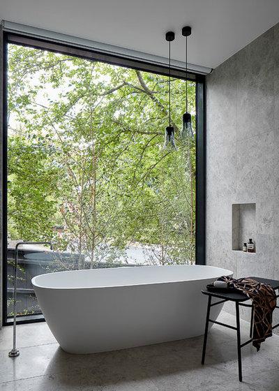 Contemporary Bathroom by Christopher Elliott Design