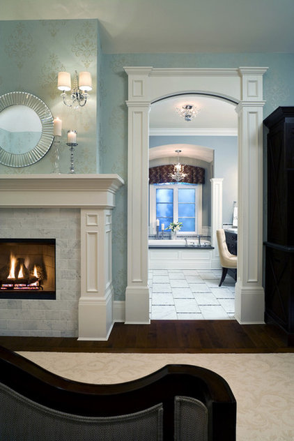 Traditional Bathroom by kbcdevelopments