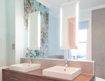 Earlsfield, Bath and Bedroom