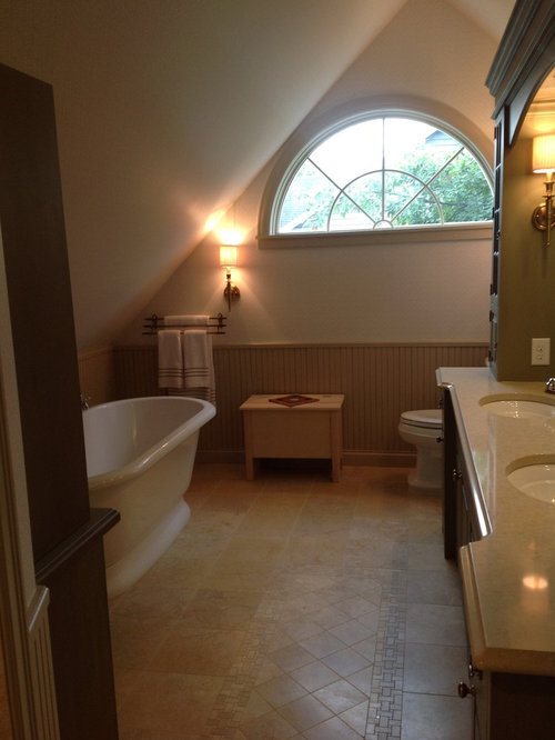Early American Bathrooms Home Design Ideas Pictures
