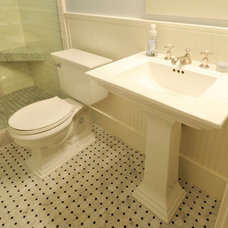 Traditional Bathroom by Morse Remodeling, Inc. and Custom Homes