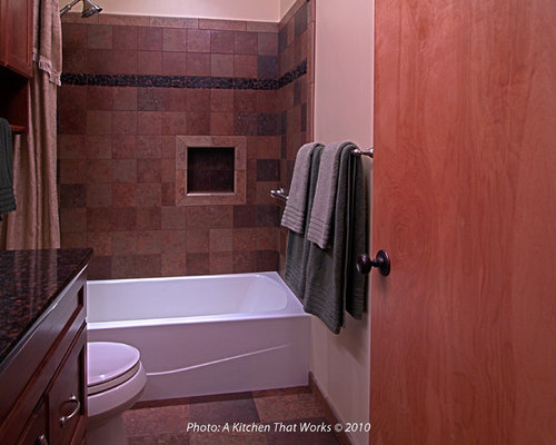 Split level bathroom home design ideas pictures remodel for Split level remodel ideas