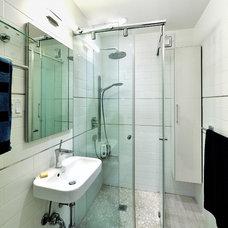 Contemporary Bathroom by KBR Design & Build