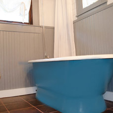 Traditional Bathroom by Remodeling Boutique