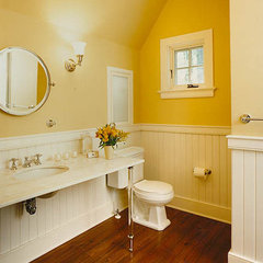 traditional bathroom by Sharon Portnoy Design