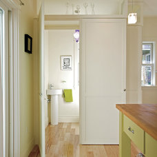 Transitional Bathroom by WHIPPLE | CALLENDER ARCHITECTS