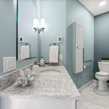 East Greenwich Accessible Bathroom
