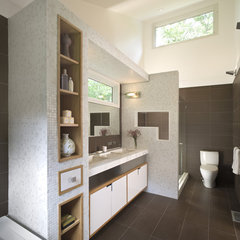 contemporary bathroom by Eisner Design LLC