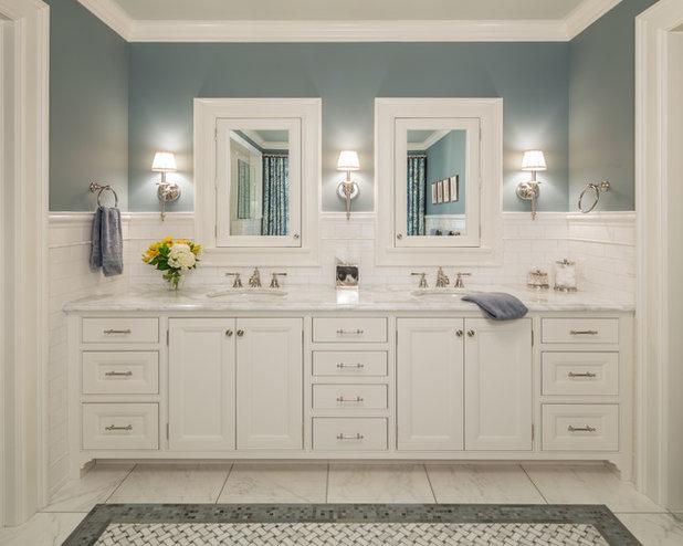 Traditional Bathroom by Locale Design Build