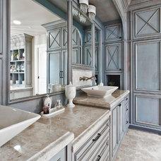 Bathroom by Stacy Mattingly Design