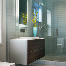 Contemporary Bathroom by Kaufman Segal Design