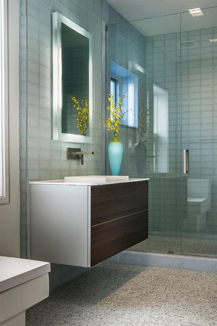 Contemporary Bathroom by Kaufman Segal Design