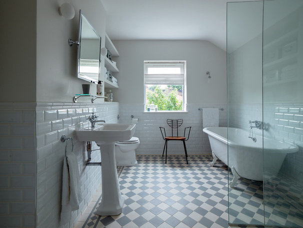 Decorating 10 Quick Tips For Mixing Tile Styles