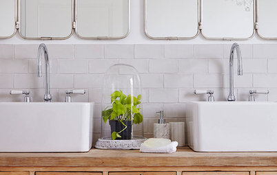Easy Ways to Add Character to Your Bathroom